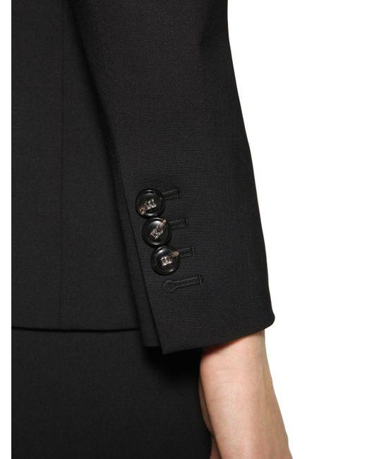DSquared² ストレッチウールスーツ Black