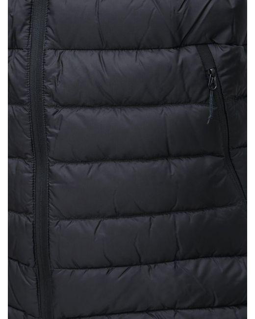Пуховой Жилет Из Нейлона Arc'teryx для него, цвет: Black