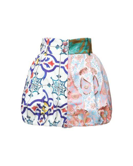 Dolce & Gabbana Patchwork ジャカードショートパンツ Multicolor