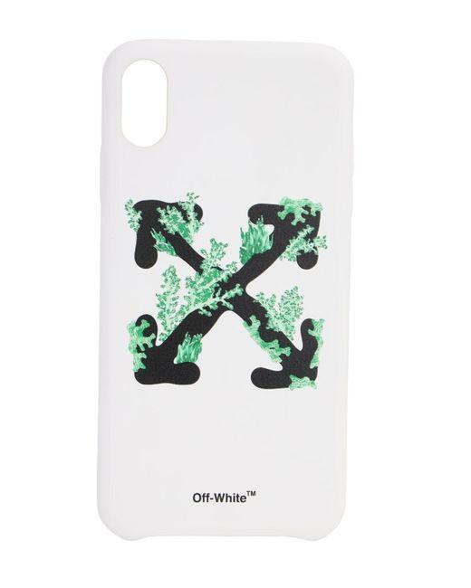Чехол Для Iphone Xs Off-White c/o Virgil Abloh, цвет: White
