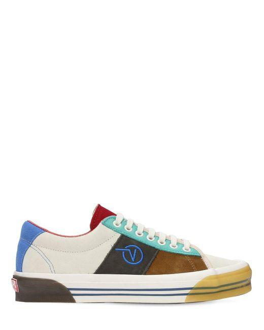 メンズ Vans Og Sid Lx スニーカー Multicolor