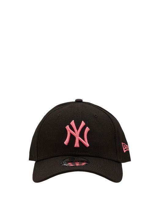 メンズ KTZ Neon Ny Yankees 9forty キャップ Black