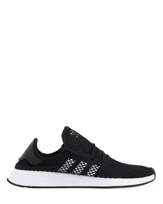 "adidas Originals Sneakers ""Deerupt Runner"" de hombre de color negro"