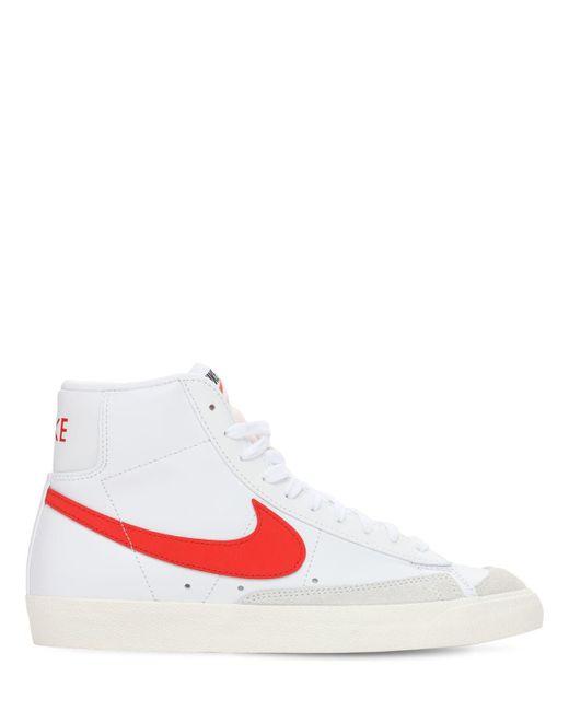 Nike Blazer Mid 77 スニーカー White