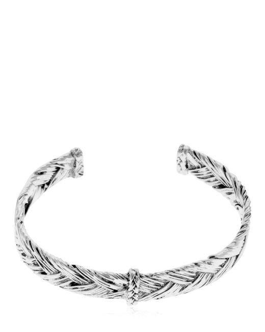 Aurelie Bidermann Metallic Icare Bracelet