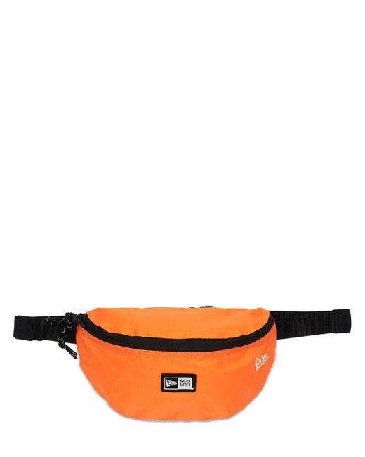 メンズ KTZ ナイロンベルトバッグ Orange