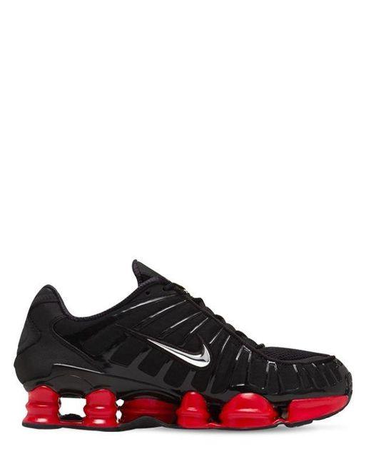 Nike X Skepta Shox Tl スニーカー Black