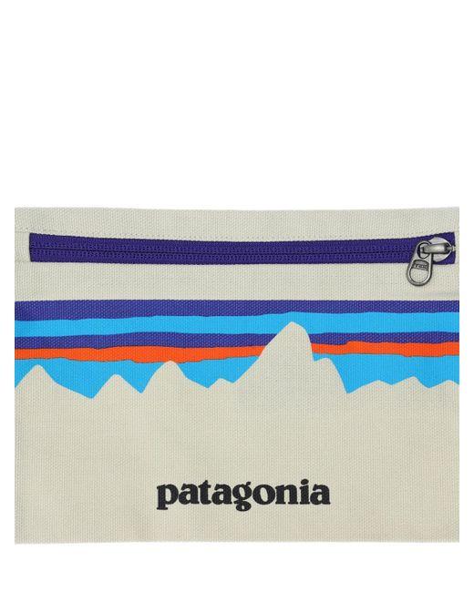 Клатч Из Хлопка Patagonia для него, цвет: Blue