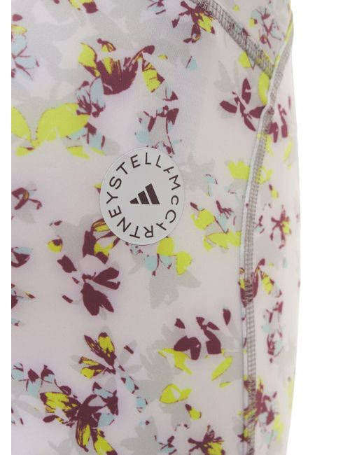 Adidas By Stella McCartney Asmc Truepurpose サイクリングタイツ Multicolor