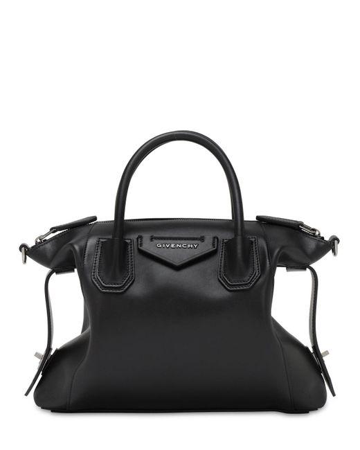 Кожаная Сумка Antigona Givenchy, цвет: Black