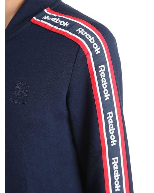 Reebok コットントラックジャケット Blue