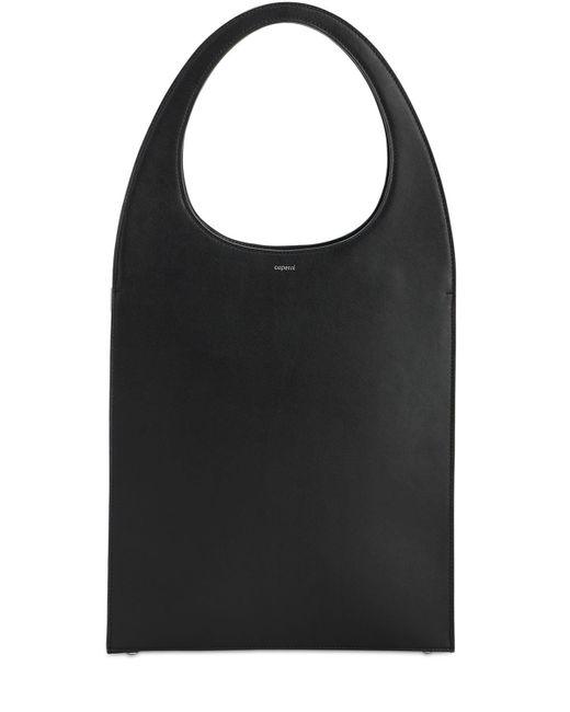 Coperni レザートートバッグ Black