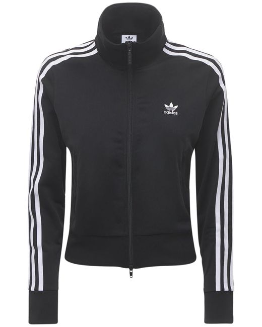 Adidas Originals 3 Stripes トラックジャケット Black