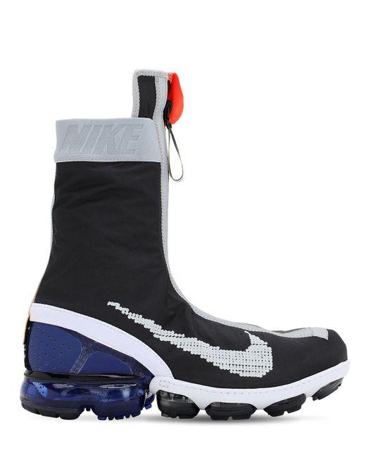 メンズ Nike Air Vapormax Fk Ispa スニーカー Black