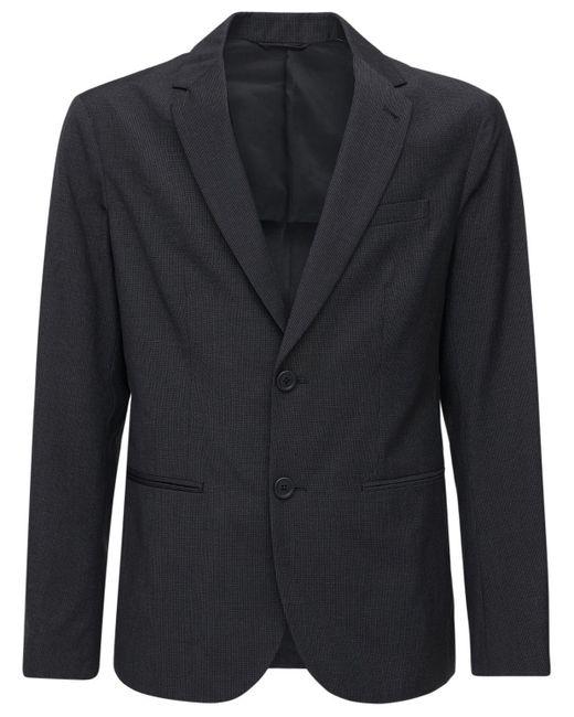 メンズ Armani Exchange シングルブレステッドジャケット Multicolor