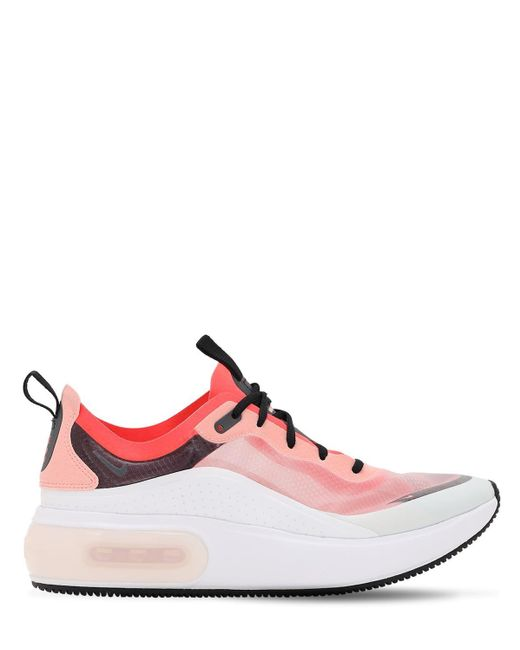Women's Pink Air Max Dia Se Qs Trainers