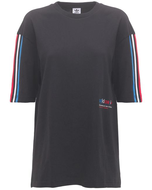 Adidas Originals オーバーサイズtシャツ Multicolor