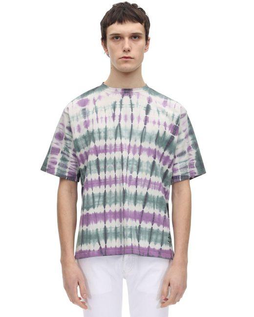 メンズ Isabel Marant コットンジャージーtシャツ Multicolor