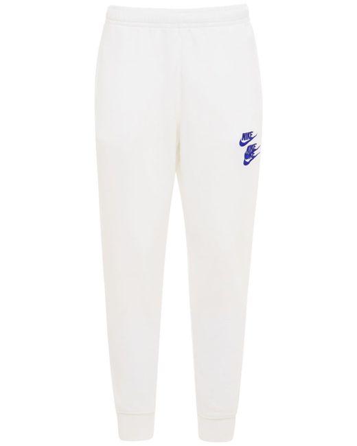 メンズ Nike World Tour スウェットパンツ White