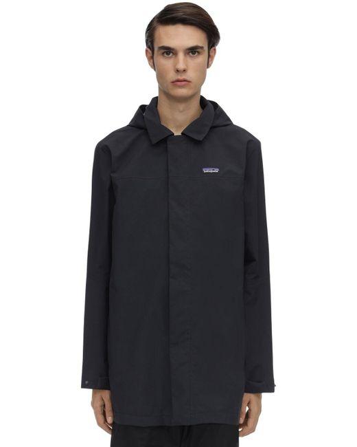 メンズ Patagonia City Storm Rain Gore-texジャケット Black
