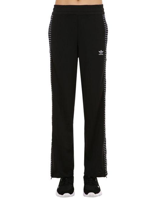 Adidas Originals Contemp Bb コットンブレンドトラックパンツ Black