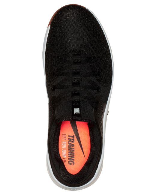 37d680bf8ce03 ... Nike - Black Free Trainer V8 Training Sneakers From Finish Line for Men  - Lyst ...