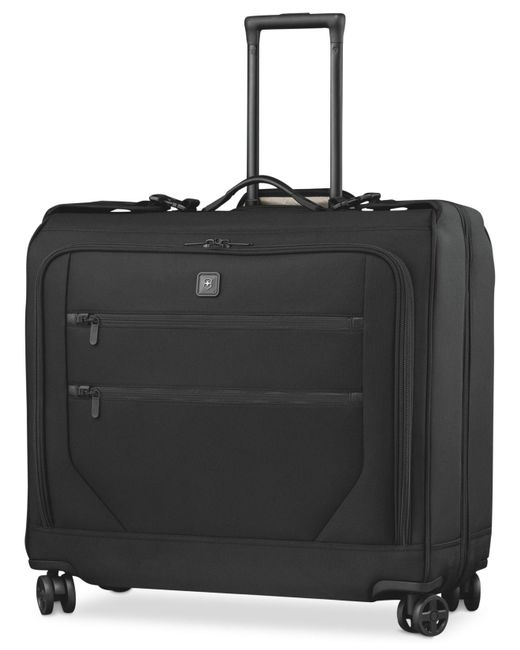 Victorinox | Black Lexicon 2.0 Dual Caster Garment Bag for Men | Lyst