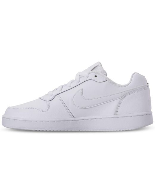 227517861c ... Nike - White Ebernon Low Casual Sneakers From Finish Line for Men - Lyst  ...