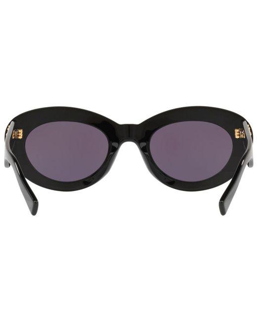 a57651b0c9 ... Versace - Black Sunglasses