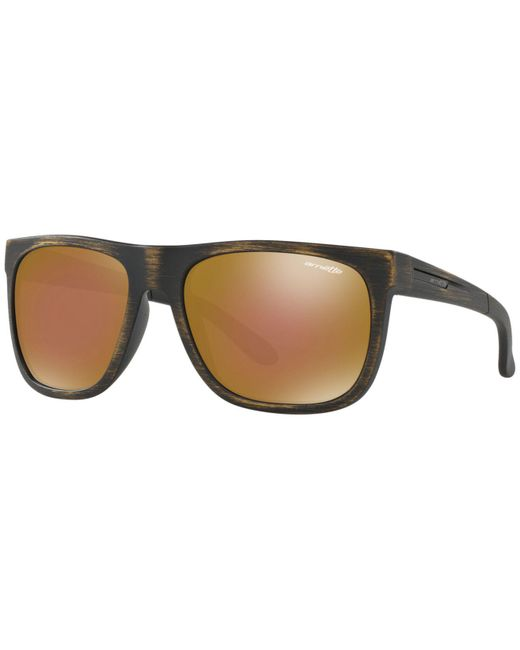 bfa0155de1b Arnette - Black Fire Drill Sunglasses