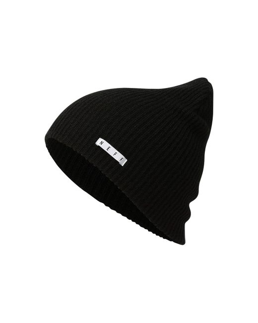 Neff - Black Daily Solid Beanie for Men - Lyst