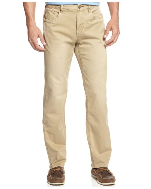 Tommy Bahama - Natural Big And Tall Montana Chino Pants for Men - Lyst