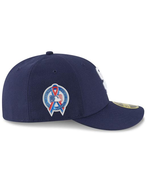 entire collection designer fashion cheapest KTZ Synthetic San Diego Padres 9-11 Memorial Low Profile 59fifty ...