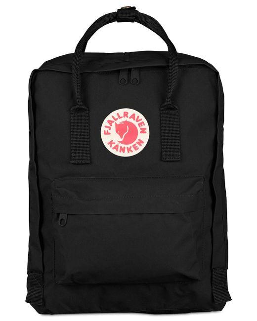 Fjallraven Kanken Original 16l Backpack - 23510 - 550 - Black