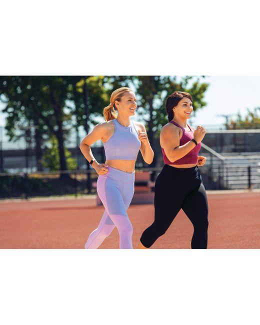 Men's Inspire Hr Black Fitness Tracker