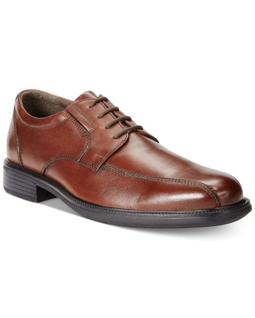 Bostonian | Brown Bardwell Walk Oxfords for Men | Lyst