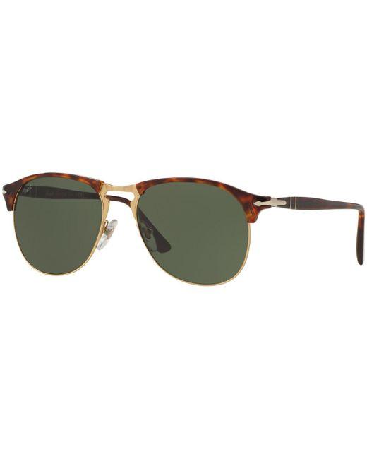 884c6ee97a Persol - Metallic Sunglasses