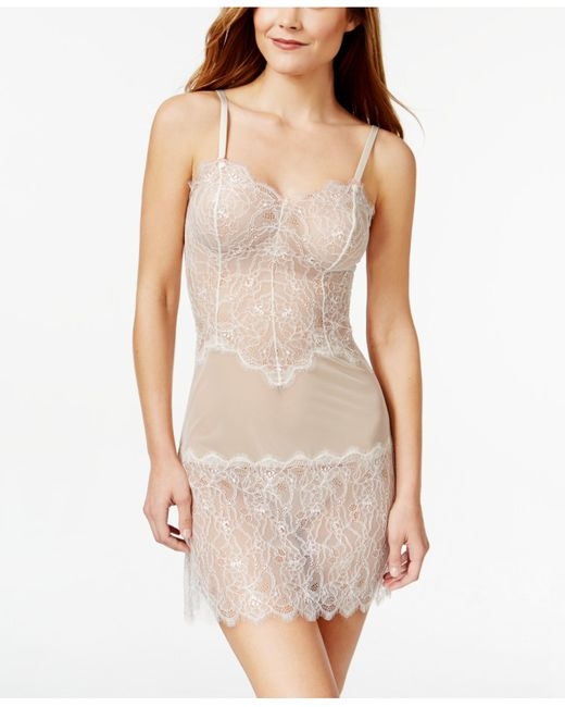 B.tempt'd | Natural B.sultry Chemise 914261 | Lyst