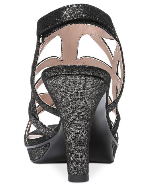 Naturalizer Women S Danya Dress Sandal Black