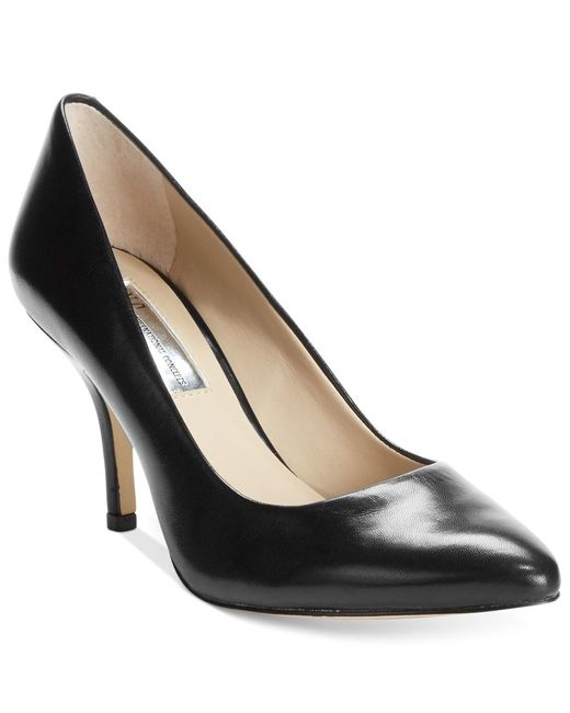 INC International Concepts   Black Womens Zitah Pointed Toe Pumps, Only At Macy's   Lyst