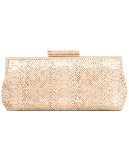 INC International Concepts | Metallic Kemme Clutch | Lyst