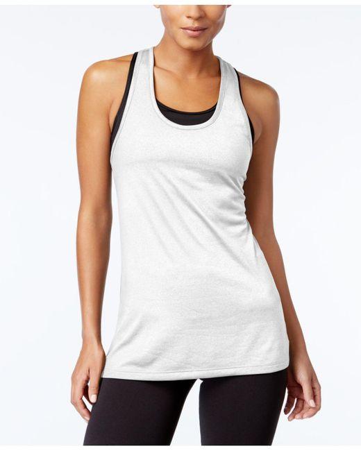Nike | White Balance Racerback Tank Top | Lyst