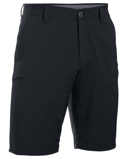 Under Armour | Black Men's Match Play Golf Shorts for Men | Lyst