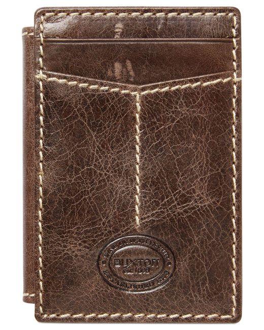 Dopp - Brown Flight Collection Deluxe Magic Wallet for Men - Lyst