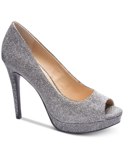 Chinese Laundry - Gray Haley Pumps - Lyst