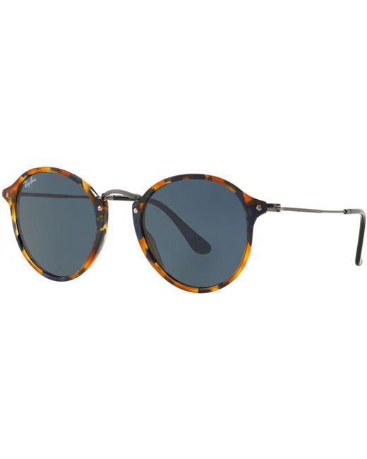 Ray-Ban   Brown Sunglasses, Rb2447 1159/4e   Lyst