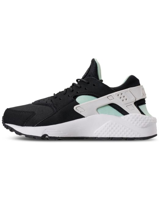 df0849809842 ... Nike - Black Air Huarache Run Running Sneakers From Finish Line - Lyst  ...