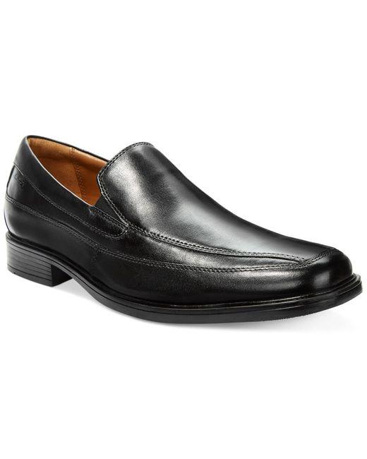 Clarks | Black Men's Tilden Free Loafers for Men | Lyst