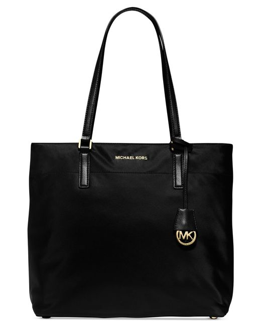 Michael Kors | Black Michael Morgan Large Tote | Lyst
