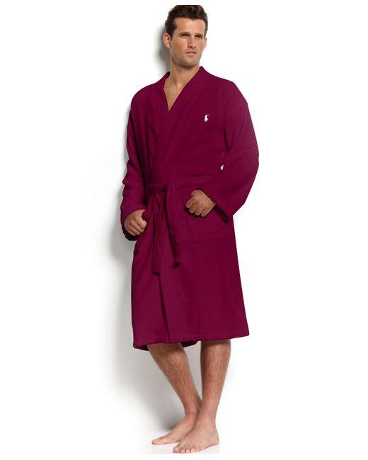Polo Ralph Lauren | White Kimono Robe for Men | Lyst